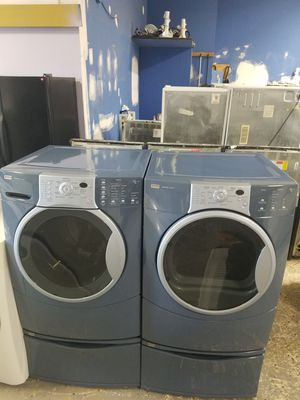 Kenmore washer and dryer set with 45 days warrnty for Sale in Woodbridge, VA