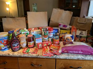 Tons of canned, boxed & frozen food!! for Sale in Dayton, OR