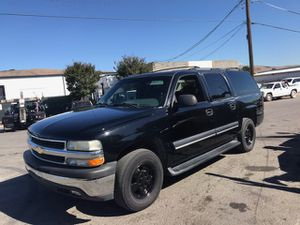 2002 CHEVY SUBURBAN 4x4 for Sale in Hayward, CA