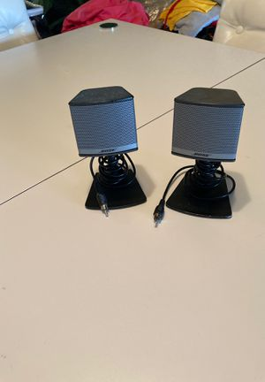 Small Bose Speakers for Sale in Alexandria, VA