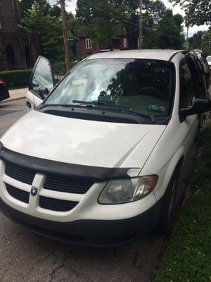 2003 dodge mini van for Sale in Pittsburgh, PA
