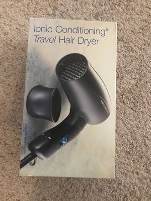 Sharper image hair dryer for Sale in Golden, CO