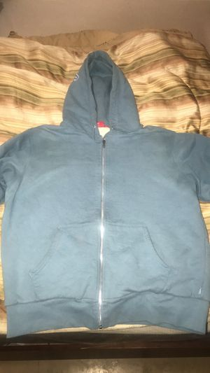 Supreme thermal hoodie size Large for Sale in New York, NY