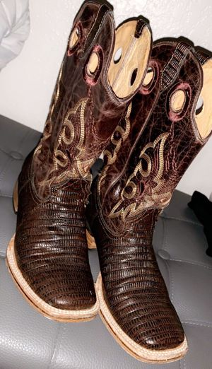 Boys cowboy boots for Sale in Fort Worth, TX