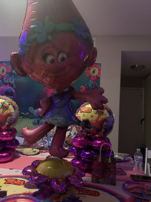 Inflated balloon trolls for Sale in Phoenix, AZ