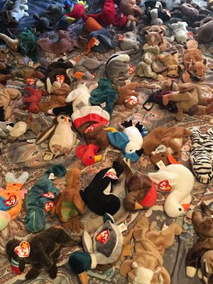 Beanie babies for Sale in Piedmont, SC
