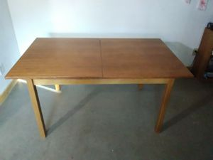 Danish mid-century modern MCM dining kitchen table for Sale in Phoenix, AZ
