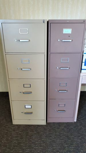 Filing Cabinets for Sale in Clovis, CA