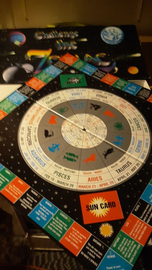 Zodiac board game
