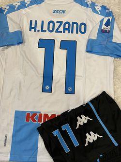 2020/21 Lozano Napoli soccer jersey M Kappa for Sale in Sterling,  VA