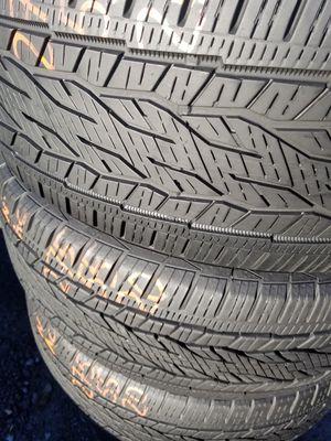 275/55-20 #4 tires for Sale in Alexandria, VA