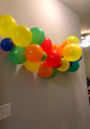 Balloon Garland for Sale in North Chesterfield, VA