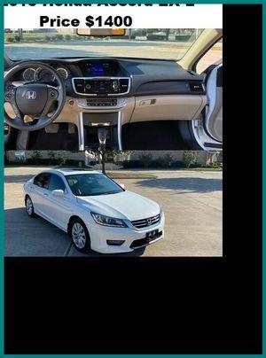 ֆ14OO_2013 Honda Accoard for Sale in Wichita, KS