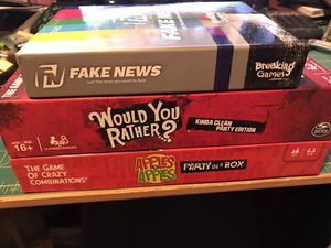 Games $5 each for Sale in Ramsey, MN