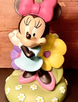 Disney Minnie Mouse Coin Bank for Sale in Snohomish,  WA