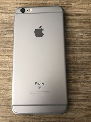 Apple I-phone 6s max 64 gig unlocked for Sale in Union City, CA