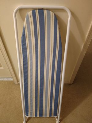 Dorm Style Ironing board for Sale in Evesham Township, NJ