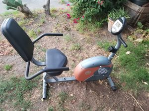Marcy Recumbent Excercise Bike with Resistance ME-709. for Sale in Los Angeles, CA