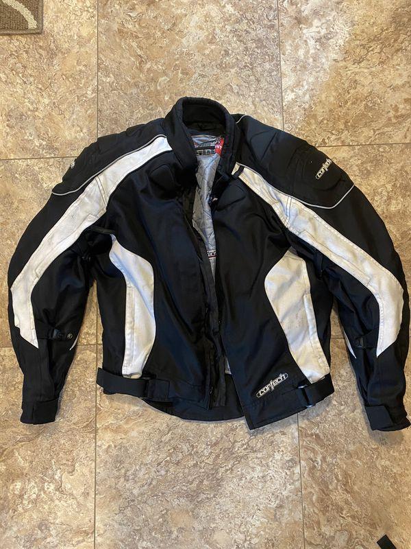 Cortech Tour Master Motorcycle Jacket Large 44