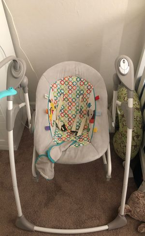Baby swing for Sale in Colma, CA