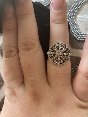 Sterling silver stamped 925 ring for Sale in Sterling Heights, MI