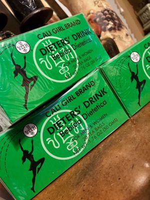 100 tea bags TOTAL Dieters'Drink 5 BOXES WITH 20 Tea Bags ea (Cali Girl Brand). for Sale in Fort Worth, TX