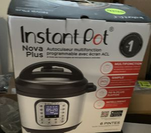 Instant Pot for Sale in Simi Valley, CA
