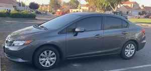 2012 Honda Civic lx 4 door for Sale in Victorville, CA