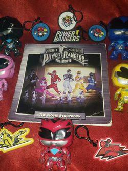 Mighty Morphin Power Rangers for Sale in San Bernardino,  CA
