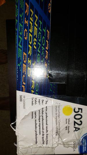 Hp q6472A laser print cartridge for Sale in Greensboro, NC