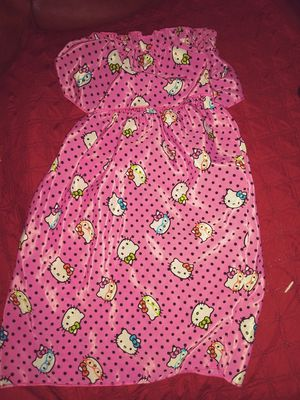 Toddler 3T hello kitty dress $5 for Sale in San Antonio, TX