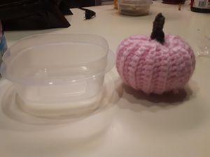 Crochet pumpkin for Sale in Lexington, KY