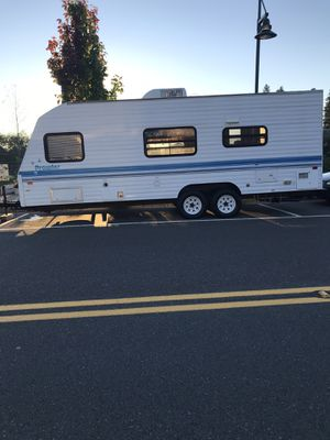 1995 Prowler 23feet fully self-contained sleeps 5/6 One owner for Sale in Mill Creek, WA