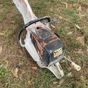 Concrete Saw TS700 for Sale in Tampa, FL