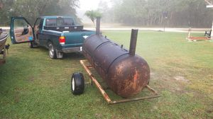 Ex Compitition Big grill for Sale in Avon Park, FL