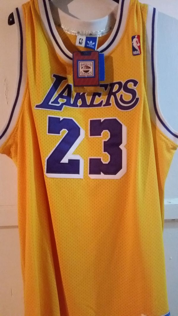 8faacfe7884 Cedric Ceballos Lakers jersey Sz 2XL new with tags for Sale in Los ...