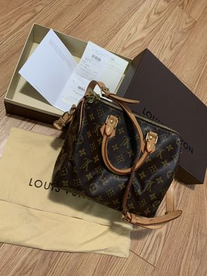 100% authentic speedy 25 Louis Vuitton bag for Sale in Seattle, WA