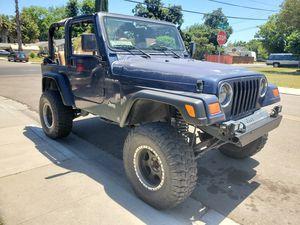 1997 jeep wrangler tj for Sale in Stockton, CA