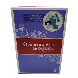 American Girl Doll Cloth Competition Cheer Outfit for 18-inch Dolls for Sale in Riverside, CA