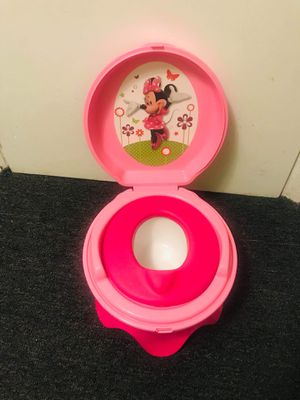 Minnie Mouse potty for Sale in Adelphi, MD