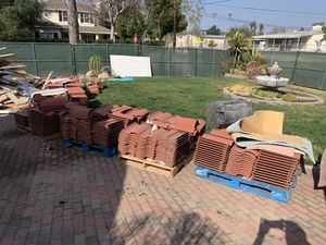 Roofing Tile for Sale in Pasadena, CA