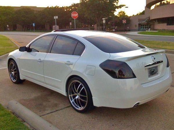Nissan AltimaSL 2OO8