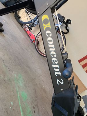 Concept 2 Rower w/ PM5 for Sale in Chandler, AZ