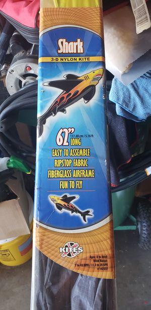3D shark kite for Sale in Pomona, CA