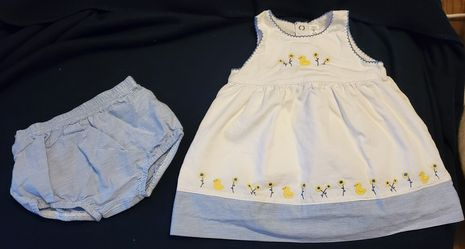 Carter's Baby Girl Dress for Sale in Orangeville,  UT