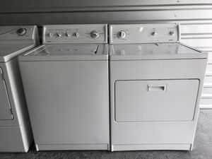 Kenmore Washer and Electric Dryer for Sale in Frisco, TX