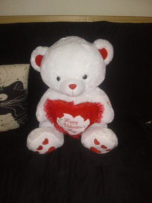 Valentine,s Bear for Sale in North Plainfield, NJ