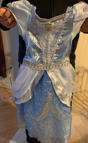 $15 like new Cinderella Disney brand Halloween costume for Sale in Washington, DC