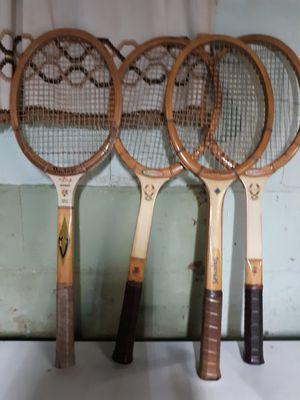 Tennis racket...balls for Sale in Pekin, IL