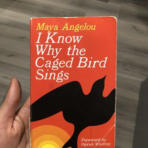 I Know Why The Caged Bird Sings By Maya Angelou for Sale in South Gate, CA